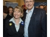 Jennifer with Prime Minister Harper